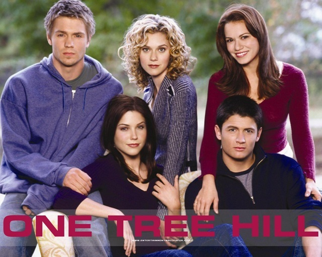 Fotografia -Adoro séries - série one tree hill - lances da vida- blog Dikas e diy