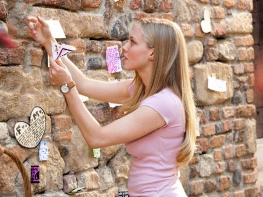 Filmes que se passam na Itália-cartas para Julieta